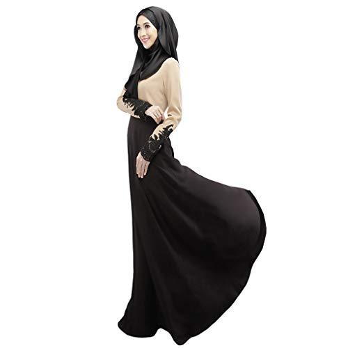 Muslim Kleider Islamischer Kleidung Single Layer Langer Rock Robe Kleider Muslimische MaxiKleid Elegant Moslemischer Abaya Dubai Kleidung -