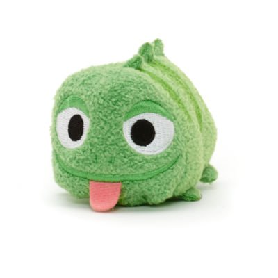 Mini peluche Tsum Tsum Pascal, Raiponce : La Série