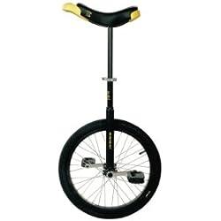 "QU-AX Monocycle Luxus 20"" Noir"