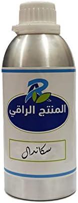 Aromatic essential oil the scent of Scandal Perfume Oil 500ml عطر فواحات زيتي رائحة سكاندال