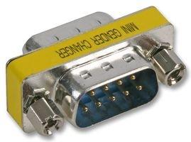 GENDER CHANGER, LOW PROFILE 9WAY D M-M PSG90320 By PRO SIGNAL -