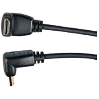 AUDIOVOX 210122 HDMI1 R Connector, Black, 3