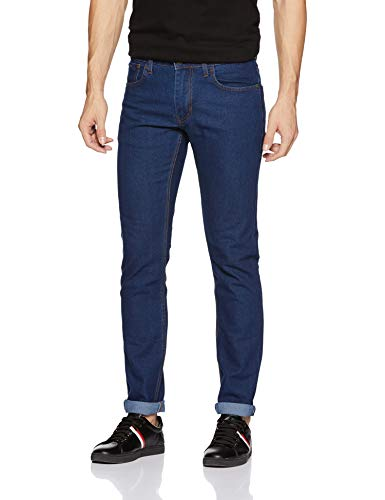Newport by Unlimited Men's Slim Fit Jeans (276338256_BLUE-RINSE_32)