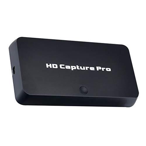 H HILABEE Premium Standalone Digital HDMI HD Componet Videoaufzeichnung DVR Recorder (Standalone Hd-dvr)