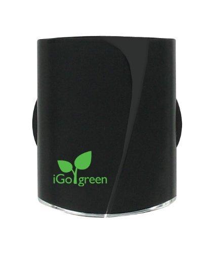 iGo BN00278-0005 Wall Charger für Apple iPhone, iPod und iPad inkl. Apple Tip und Kabel Igo Smartphone