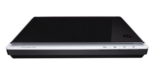 HP Scanjet 200 Flachbett-Fotoscanner (2...