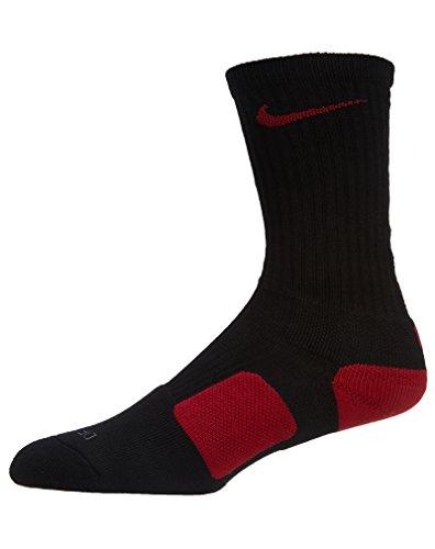 Nike - Polo, manica corta, uomo Black/Varsity Red/Varsity Red