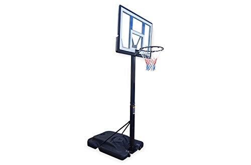Bex Sport Panier de Basket sur Pied Hauteur Max 3m05