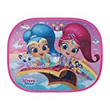 Shimmer and Shine Schutzfenster Shades - 2 Pack