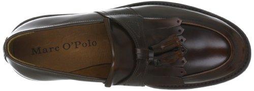 Marc O'Polo 20083202 20083202114 Herren Casual Slipper Braun (cognac 720)