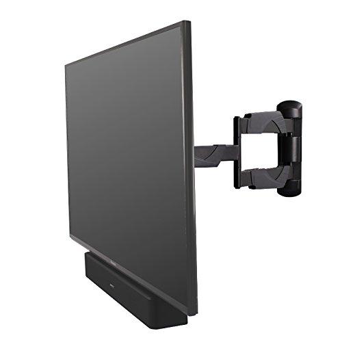 cavus-wmesbu-full-motion-wall-mount-for-bose-solo-5-soundbar-tv-23-55-inch