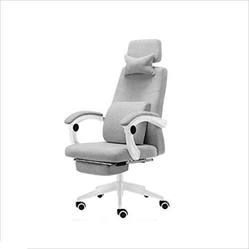 DQMSB Zuhause nordischen modernen minimalistischen Schlafzimmer Lounge Sessel Computer Stuhl Sitz...
