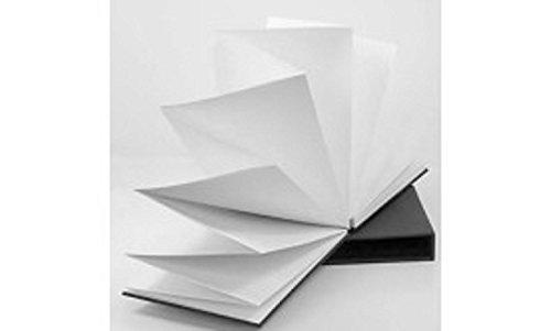 A5, Concertina-140GSM, cartuccia di carta da disegno-ideale per display-70pagine