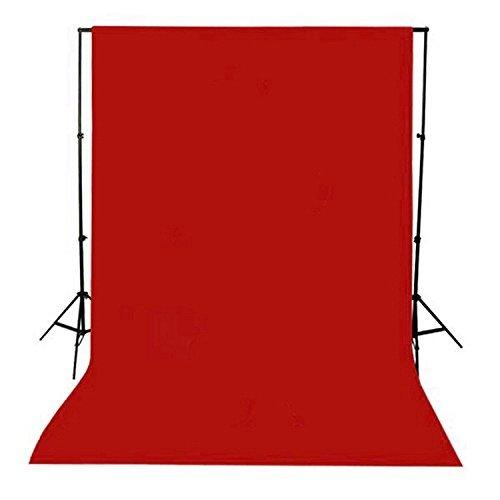 SHOPEE BRANDED 8 x12 FT RED LEKERA BACKDROP PHOTO LIGHT STUDIO PHOTOGRAPHY BACKGROUND …