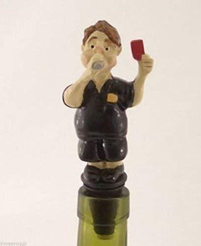 Arbitro Tappo per bottiglie di vino decorazione torte e Confezione regalo
