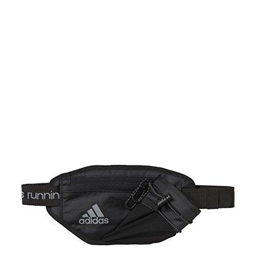 6bba2a02abac adidas Run Bottle Drinking Belt Bum Bag – Black Grey