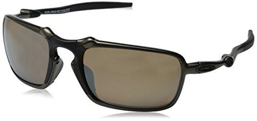 Herren Sonnenbrille Oakley Badman Pewter (Dna-sonnenbrille)