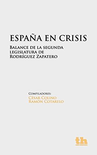 España en crisis por César Colino Cámara