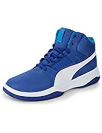 Puma Unisex Rebound Street Evo Jr Sneakers