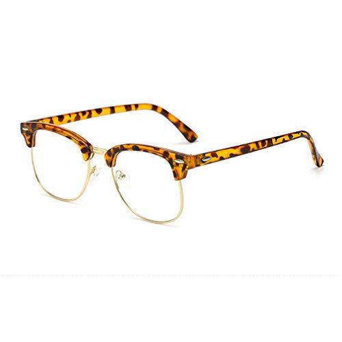 Junkai Glasses for Men Women - Fashion Eyeglasses Eyewear Glasses Frame - ka18082311