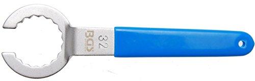 BGS 66720 | Spannrollenschlüssel | Zwölfkant | SW 32 mm