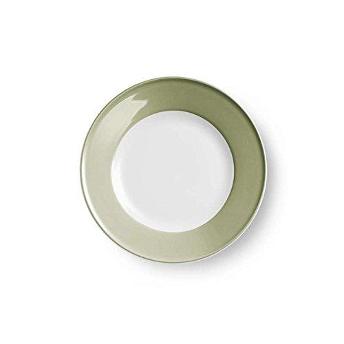 Dibbern Solid Color - Teller 28 cm Fahne - Khaki - NEU -