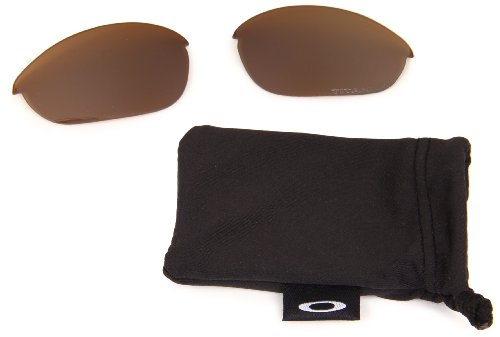 Oakley Half Jacket VR28 Black Polarized Replacement Lens Kit (16-532)