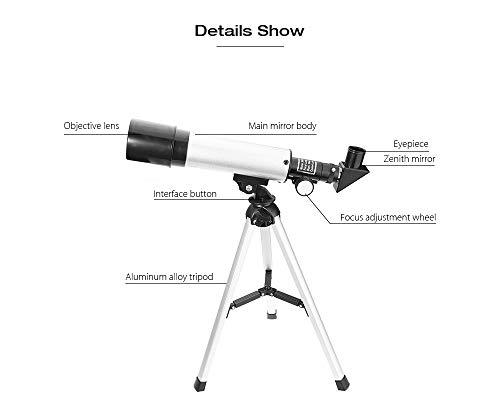 Pocket monoculare 10x25 Militare dell/'Esercito telescopio leggero