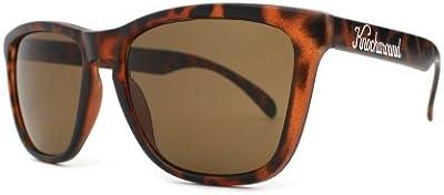 Gafas de sol Knockaround Classic Premium Matte Tortoise Shell / Amber