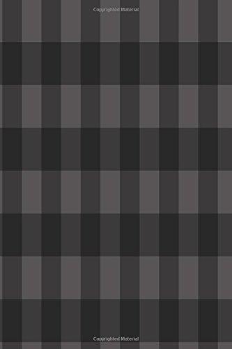 Journal Shades Black Grey Pattern: (Notebook, Diary, Blank Book) (Designs Patterns Journals Notebooks Diaries)