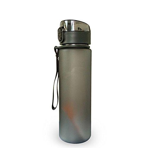 Pocket Shop-Large Kapazität Wasserkocher 400ml 560ml BPA-frei Auslaufsicher Sport Wasser...