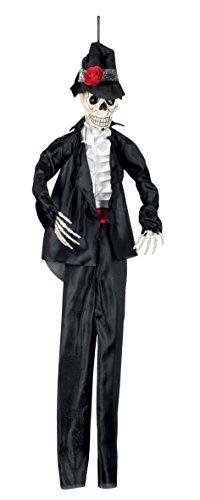 Boland 97030 - Deko-Figur EL Novio, Sonstige Spielwaren (El Dia De Los Muertos Halloween-kostüme)