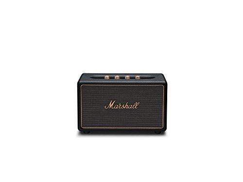 Marshall Acton Multiroom Lautsprecher (WiFi, Bluetooth, Chromecast, AirPlay, Spotify Connect) Black