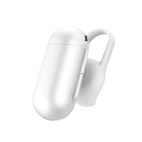 Mini In-ear Ohrhörer Bluetooth Kopfhörer magnetische Headset AptX IPX5 Wasserschutz Stereo mit Mikrofon für iPhone 6 6S Plus 5S 5 5C Galaxy S6 S7 Edge S5 S4