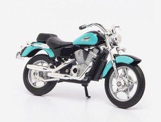 Motorrad Honda Shadow (Honda Shadow VT1100C Druckguss Modell Motorrad)