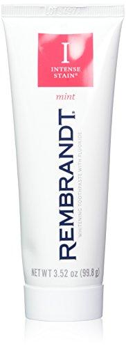 Rembrandt Toothpaste, Intense Stain, Mint Flavor - gegen Zahnverfärbungen