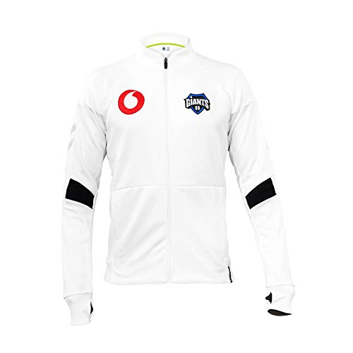 Preisvergleich Produktbild Vodafone Giants Herren Chaqueta Técnica Competición Giants Blanca 2019 Trainingsjacke,  Weiß (Blanco 001),  XX-Large (Herstellergröße: 2XL)