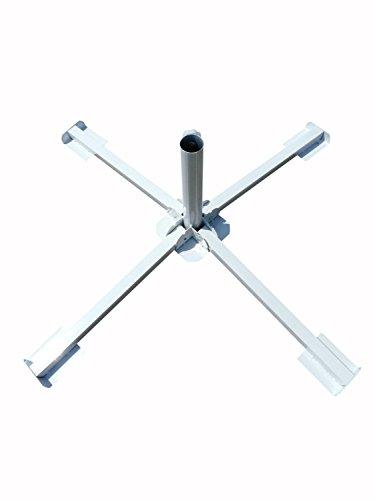 Sonnenschirmständer mit aufklappbarem Standfuß für Sonnenschirm Stockmaß 25-34 mm SS03