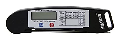 SHARKK Cooking Thermometer Grill BBQ Meat Thermometer Instant Read Digital Thermometer
