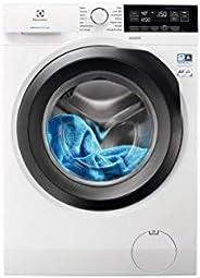 Lave linge hublot 10 Kg Electrolux EW6F3112RA - Lave linge Frontal - Essorage 1400 tr/min - Fin différée - Aff