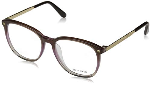 Etro Damen ET2618 502 53 Brillengestelle, Gradient Mauve,
