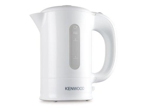 Kenwood JKP250 - Hervidor eléctrico, color blanco, material plástico, potencia 650 W