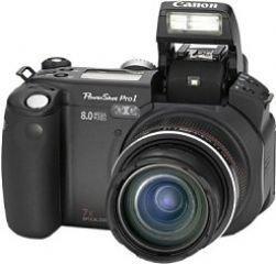 Canon PowerShot Pro 1 Digitalkamera (8 Megapixel) Canon Powershot 8 Mp