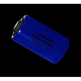 Battery Li-SOCL2 Battery Lithium 3.6 V 9000mAh Size C