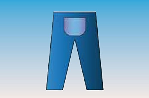 Pantalones para colonscopia