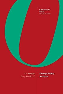 The Oxford Encyclopedia of Foreign Policy Analysis: 2-volume set (019046304X)   Amazon price tracker / tracking, Amazon price history charts, Amazon price watches, Amazon price drop alerts