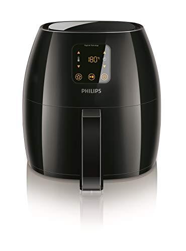 Philips HD9240 / 90 Avance Airfryer XL - Friteuse mit Schnellluft-Heißlufttechnologie, schwarz [Importiert aus Deutschland]
