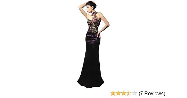 eDressit Purple Eveing Prom Dress Ball Gown, SZ14: Amazon.co.uk: Clothing
