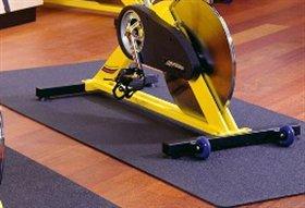 Bodenmatte/Unterlegmatte für Fitnessgeräte (Stück)