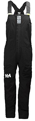 Helly Hansen Herren Hose Skagen 2 Pants Latzhose, Black, M